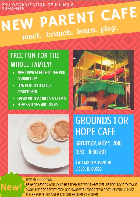 Register today for New Parent Cafe!
