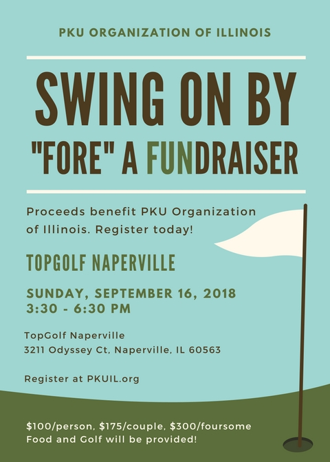 Fore! Register now for the 2018 TopGolf Outing