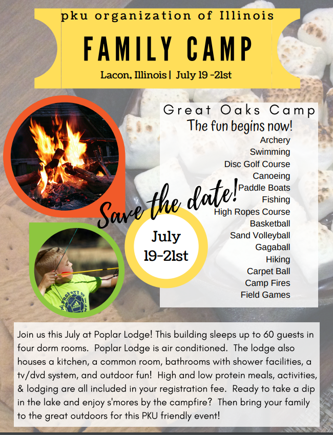 Register now for this year's Family Camp!