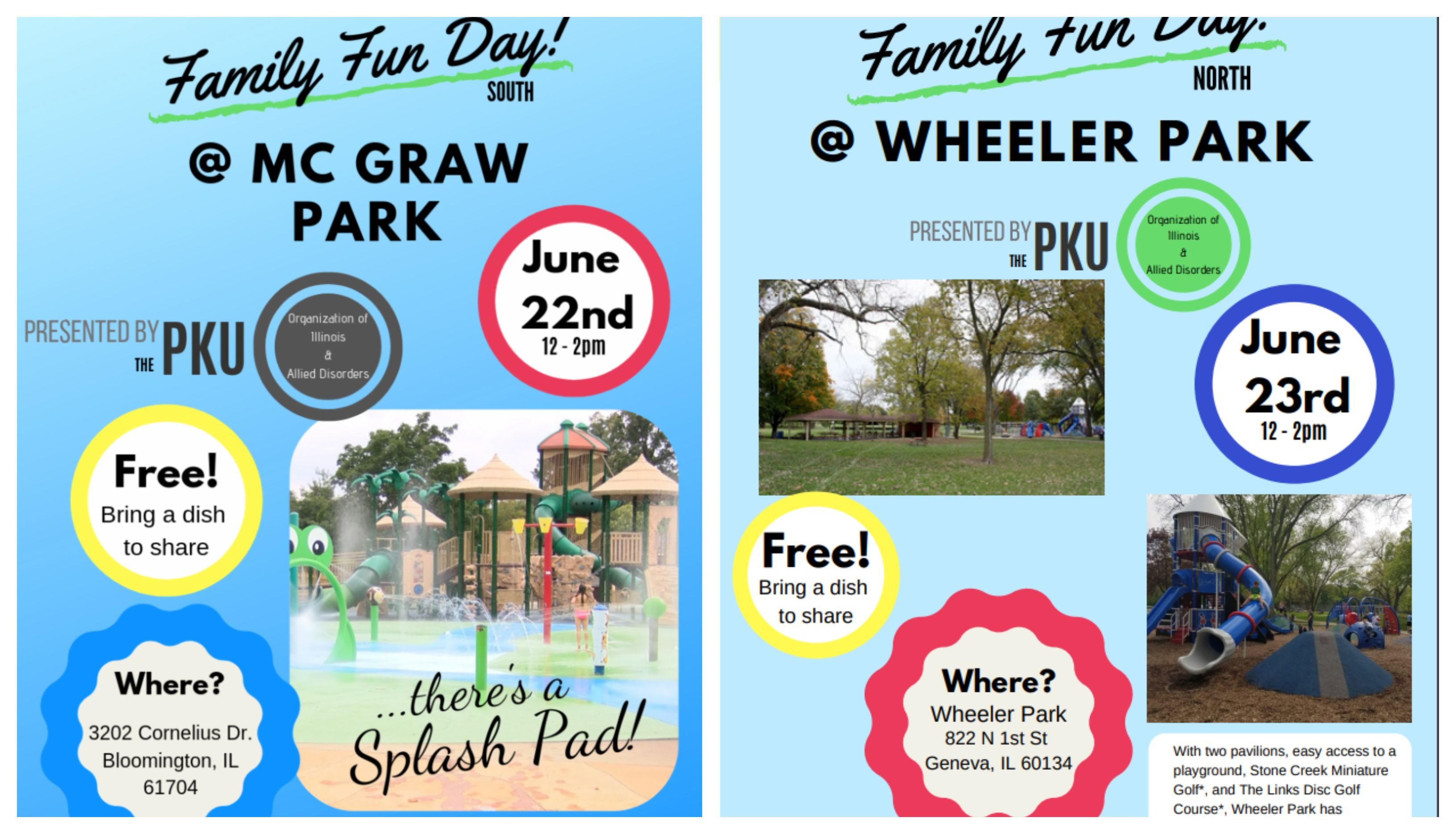 2019 Family Fun Day Registration